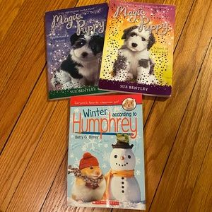 Kids books. Used and in great condition!!